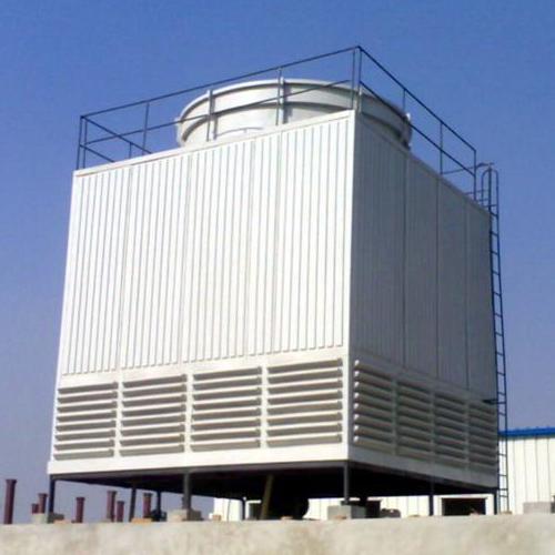 工业方形冷却塔