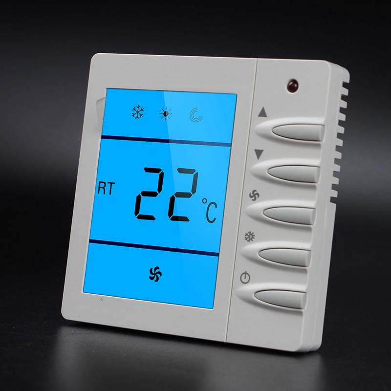 YK-PG-7D中央空调温控器液晶智能