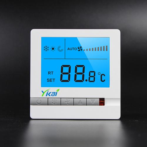 温控器是怎样对空调房间的温度进