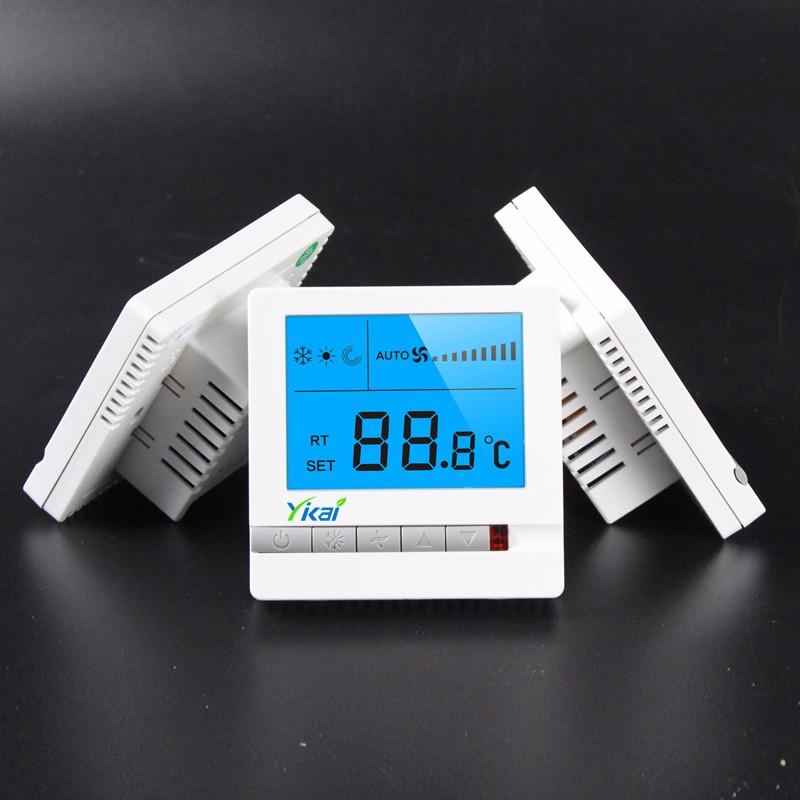 什么是中央空调温控器?