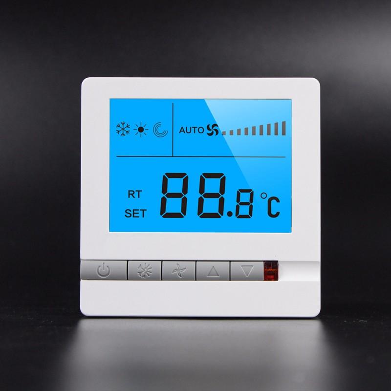 凯亿厂家解答--中央空调温控器原理介绍