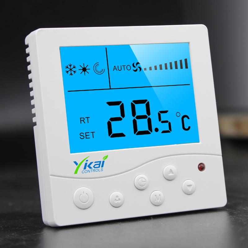 智能空调温控器和普通温控器有什么区别?凯亿温控器直销