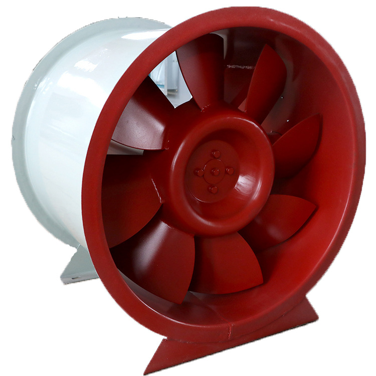 排烟风机在工业中有哪些重要作用